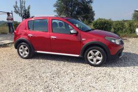Dacia, Sandero, 2012, Naftë
