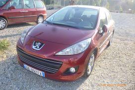 Peugeot, 207, 2009, Naftë