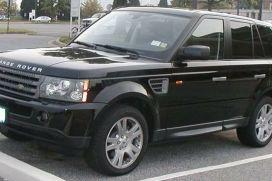 Luku Range Rover Sport 2006/2009
