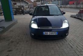 Ford, Fiesta, 2003, Petrol + Gas