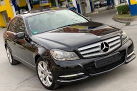 Mercedes-Benz, C-Class, 2013, Naftë