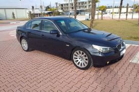 BMW, Seria 5, 2003, Naftë
