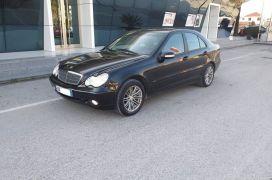 Mercedes-Benz, C-Class, 2000, Nafte