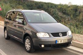Volkswagen, Touran, 2005, Naftë