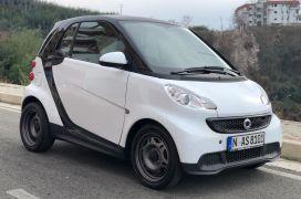 Smart, ForTwo, 2013, Benzina