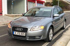 Audi, A4, 2006, Naftë