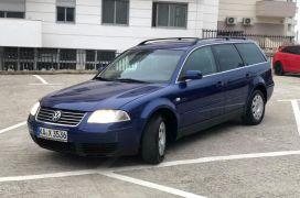 Volkswagen, Passat, 2002, Naftë
