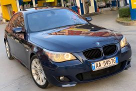 BMW, Seria 5, 2008, Naftë