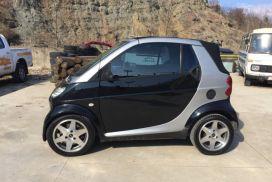 Smart, ForTwo, 2000, Benzina