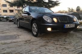 Mercedes-Benz, 280, 2006, Nafte