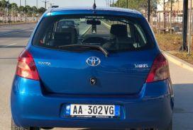 Toyota, Yaris, 2007, Naftë