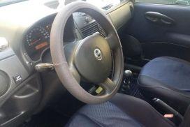 Fiat, Punto, 2004, Benzinë + Gas