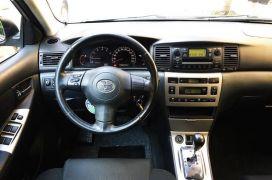 Toyota, Corolla, 2006, Naftë