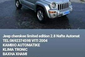 Jeep, Cherokee, 2004, Diesel