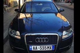 Audi, A6, 2007, Petrol