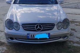 Mercedes-Benz, CLK-Class, 2005, Diesel