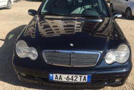 Mercedes-Benz, 200, 2002, Benzinë