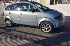 Audi, A2, 2003, Naftë
