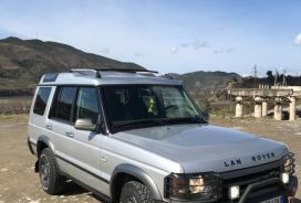 Land Rover, Discovery, 2003, Nafte