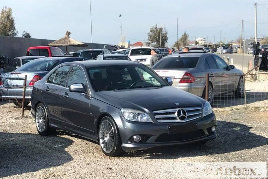 For Sale Mercedes Benz C Class Year 2009 Diesel Autobox Al