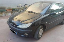 Peugeot, 206, 2002, Nafte