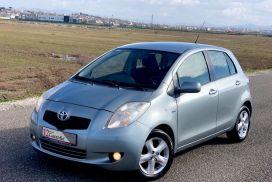 Toyota, Yaris, 2006, Nafte