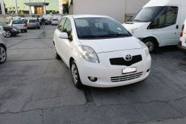 Toyota, Yaris, 2008, Benzine