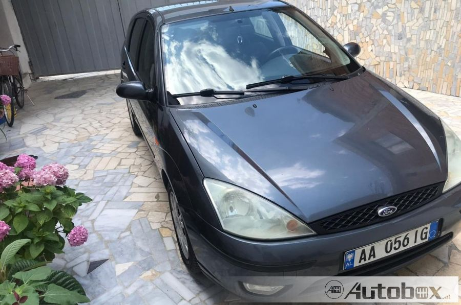 Ford Focus Year 2003 Diesel Autobox Al