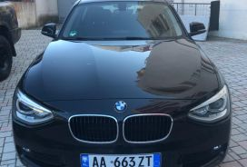 BMW, Seria 1, 2012, Nafte
