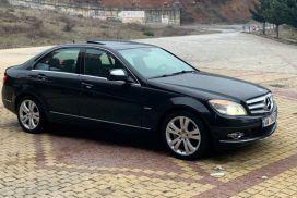 Mercedes-Benz, C-Class, 2008, Nafte