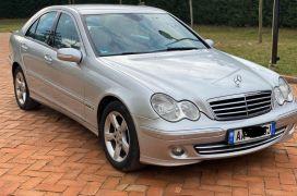 Mercedes-Benz, C-Class, 2006, Nafte