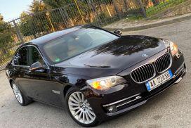 BMW, Seria 7, 2012, Nafte