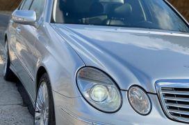 Mercedes-Benz, E-Class, 2008, Nafte