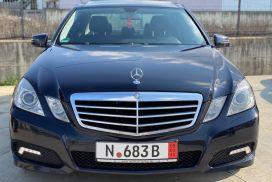 Mercedes-Benz, E-Class, 2009, Nafte