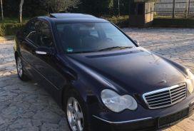Mercedes-Benz, C-Class, 2002, Petrol