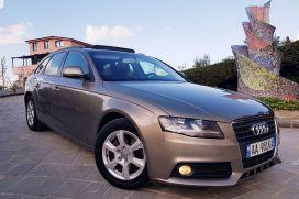 Audi, A4, 2009, Nafte