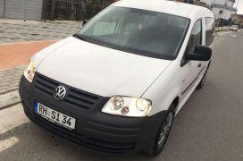Volkswagen, Caddy, 2010, Diesel