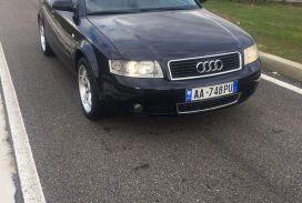 Audi, A4, 2002, Benzinë + Gas