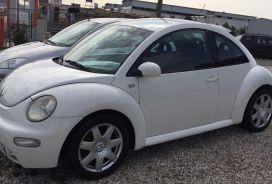 Volkswagen, New Beetle, 2002, Benzinë + Gas
