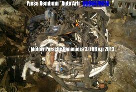 Motorr Porche Panamera 3.0 V6 v,p 2013