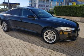 Audi, A6, 2011, Naftë