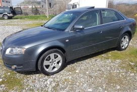 Audi, A4, 2005, Naftë