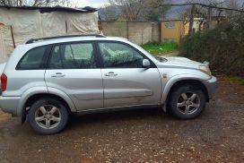 Toyota, RAV4, 2003, Naftë