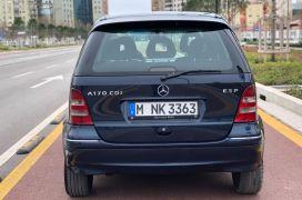 Mercedes-Benz, A-Class, 2004, Naftë
