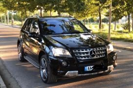 Mercedes-Benz, ML-Class, 2008, Benzinë + Gas
