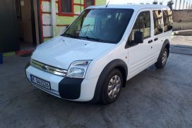 Ford, Tourneo, 2010, Nafte