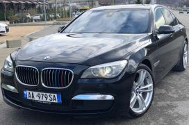 BMW, Seria 7, 2014, Naftë