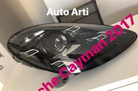 Fener Porsche Cayman 2017.