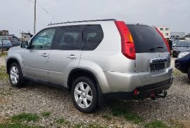 Nissan, X-Trail, 2008, Nafte