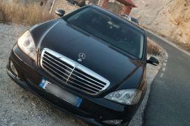 Mercedes-Benz, S-Class, 2006, Naftë
